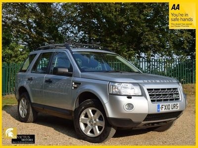 used Land Rover Freelander 2.2 TD4 GS 5d 159 BHP ALPINE DOLBYPRO LOGIC II 7.1 STEREO