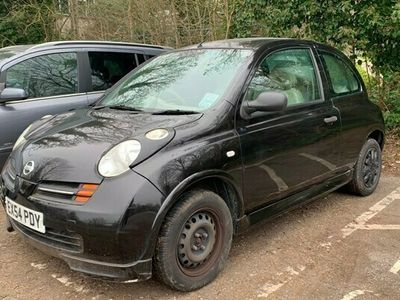 used Nissan Micra Hatchback 1.2 S 3d Auto