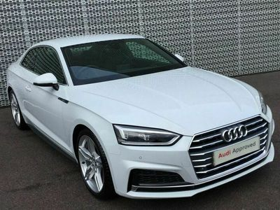 used Audi A5 Coupé Coup- S line 40 TDI 190 PS S tronic