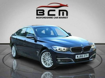 used BMW 320 Gran Turismo 3 Series Gran Turismo 2.0 d Luxury Auto (s/s) 5dr