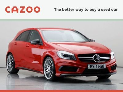 used Mercedes A45 AMG A Class 2L AMG5dr