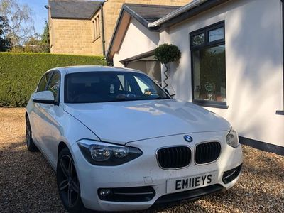 used BMW 116 1 Series 1.6 i Sport Sports Hatch 5dr