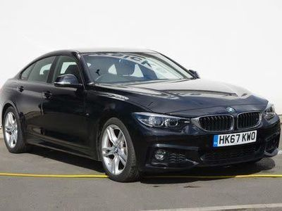 used BMW 420 Gran Coupé 4 Series Gran Coupe i M Sport 2.0 5dr