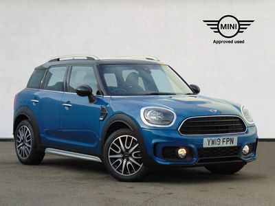 used Mini Cooper D Countryman F60 2.0 5dr