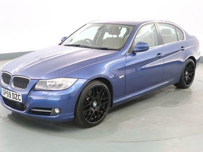 used BMW 335 3 Series d SE 4dr Step Auto - 3 ZONE CLIMATE CONTROL - 19IN ALLOYS 3.0