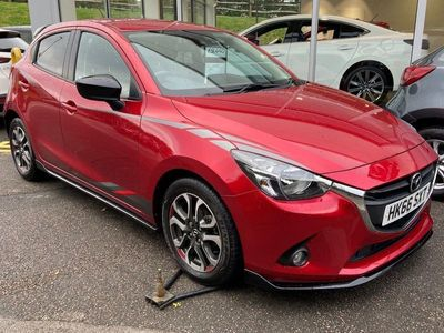 used Mazda 2 1.5 Sport Black Ii 5Dr