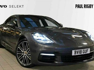 used Porsche Panamera 2.9 V6 462 AWD E-Hybrid Sport Turismo 4dr