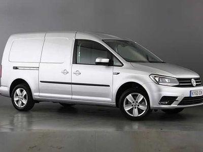 used VW Caddy 2.0 TDI BlueMotion Tech 150PS Highline Nav Van DSG