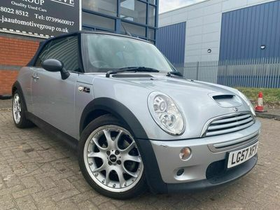 used Mini Cooper S Cabriolet