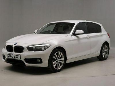 used BMW 118 1 Series i [1.5] Sport 5dr [Nav/Servotronic] For Sale Reg:KT68 EXZ
