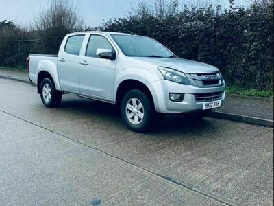 used Isuzu D-Max 2.5 TD Eiger Double Cab Pickup 4x4 4dr