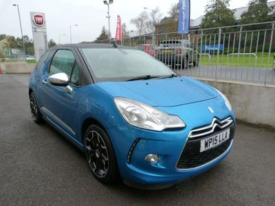 used Citroën DS3 1.6 THP 165 DSire 2dr