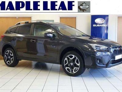 used Subaru XV 2.0i SE Premium Lineartronic 4WD (s/s) 5dr