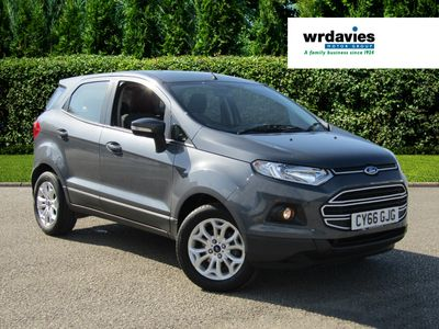 used Ford Ecosport 1.0 125ps Zetec 5dr
