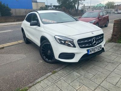 used Mercedes GLA220 Gla Class 2.1AMG Line (Executive) 7G-DCT 4MATIC (s/s) 5dr