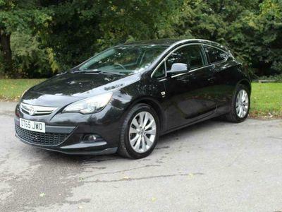 used Vauxhall Astra GTC 1.4i Turbo SRi (s/s) 3dr