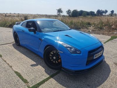 used Nissan GT-R Coupe 3.8 Premium 2d Auto