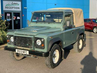 used Land Rover Defender 90 2.2 TD DPF Pick-Up 2dr
