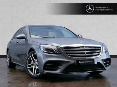 used Mercedes S350 S-Classd L AMG Line Executive Premium 2.9 4dr