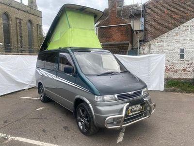 used Mazda Bongo Bongo2.5TD Auto Free Top *Camper Conversion* AA Approved