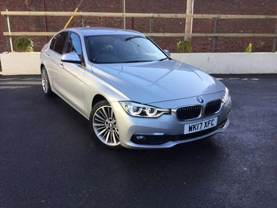 used BMW 320 3 Series D Luxury 4Dr Step Auto