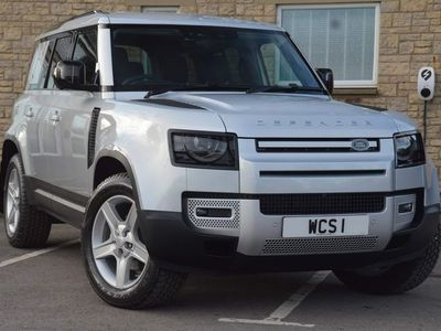 used Land Rover Defender 110 2.0 SD4 SE Auto 4WD (s/s) 5dr