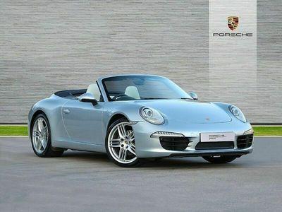 used Porsche 911 Carrera Cabriolet 911 991 2dr PDK 3.5