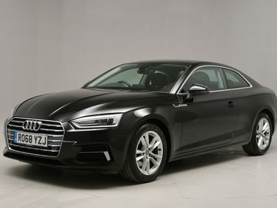 used Audi A5 1.4 TFSI Sport 2dr S Tronic HEATED LEATHER - PARKING SENSORS - CRUISE CONT