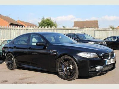 used BMW M5 4.4 M DCT