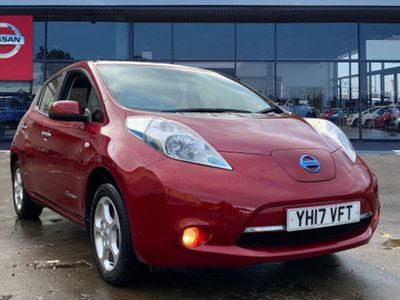 used Nissan Leaf 80Kw Acenta 30Kwh 5Dr Auto