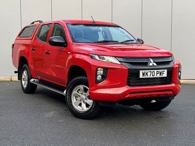 used Mitsubishi L200 DI-D 4Life Double Cab * Fitted Canopy & Tow Bar * 2.3