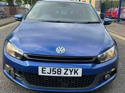 used VW Scirocco 2.0 GT DSG