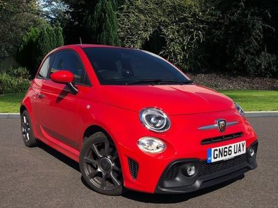 used Abarth 595 MTA Semi Auto 3-Door
