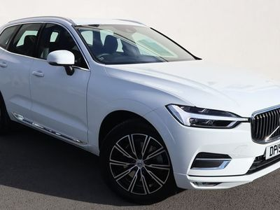 used Volvo XC60 2019 Stoke On Trent 2.0 T5 [250] Inscription 5dr AWD Geartronic