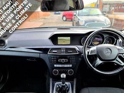 used Mercedes C200 C-Class EstateCDI BlueEFFICIENCY SE (2011) 5d