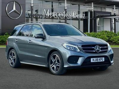 used Mercedes GLE43 AMG 4Matic Night Edition 5dr 9G-Tronic 3.0