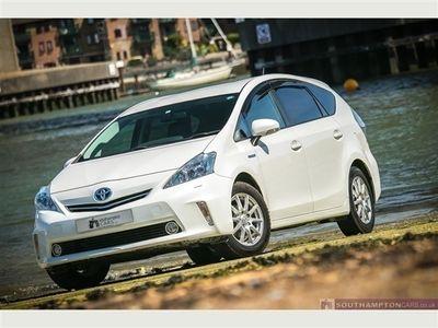 used Toyota Prius 1.8 VVT-h Excel CVT 5dr (7 Seats) MPV 2013