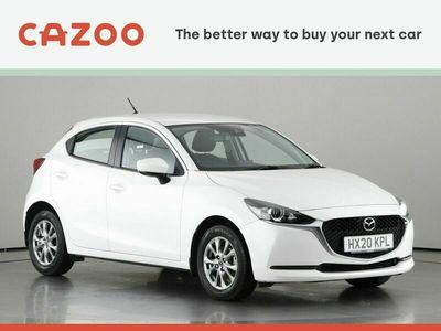 used Mazda 2 1.5L SE-L Nav MHEV SKYACTIV-G
