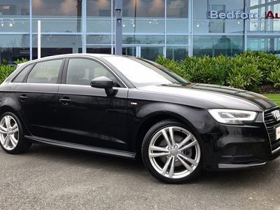 used Audi A3 Sportback S line 35 TDI 150 PS S tronic 2.0 5dr
