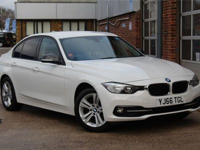 used BMW 320 3 Series D Sport 4Dr