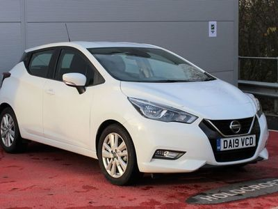 used Nissan Micra 1.0 IG-T 100 Acenta 5dr Xtronic [Vision Pack]