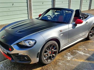 used Abarth 124 Spider 1.4 MultiAir GT Roadster 2dr