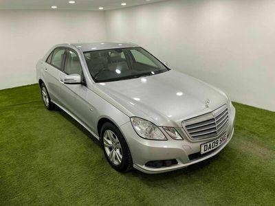 used Mercedes E250 E Class 2.1CDI BlueEFFICIENCY SE 4dr