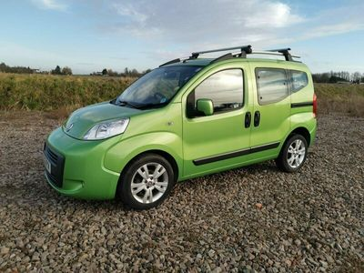 used Fiat Qubo 1.3 Multijet MyLife 5dr Dualogic [Start Stop]