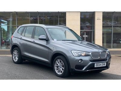 used BMW X3 xDrive30d SE 5dr Step Auto