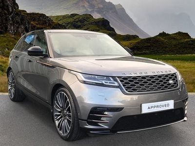 used Land Rover Range Rover Velar D300 First Edition 5dr