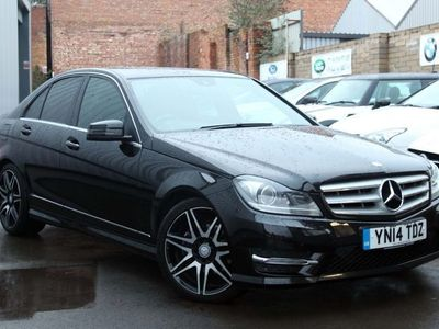 used Mercedes C250 C Class 2.1CDI AMG Sport Plus 7G-Tronic Plus 4dr