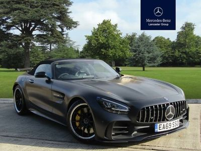 used Mercedes AMG GT R 2dr Auto