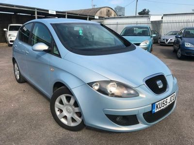 used Seat Altea 1.6 Stylance 5dr MPV 2005