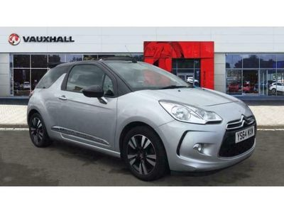 used Citroën DS3 Cabriolet 1.6 VTi DStyle 2dr Auto